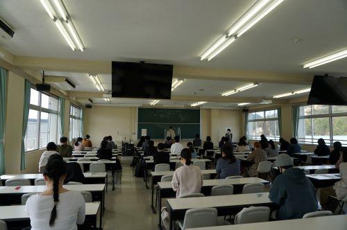 メンタルヘルスマネジメント検定試験が行われました。