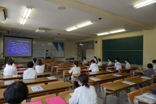 9月のオープンキャンパスが行われました。